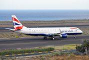 British Airways - City Flyer G-LCYS image