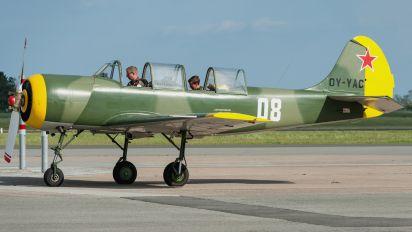 OY-YAC - Private Yakovlev Yak-52