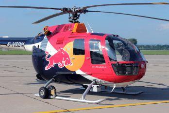 D-HSDM - The Flying Bulls Bolkow Bo.105