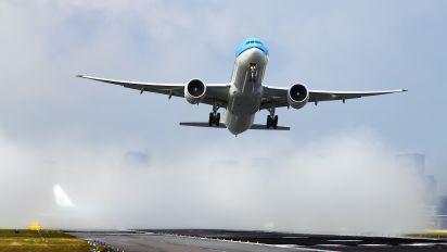 PH-BVC - KLM Asia Boeing 777-300ER