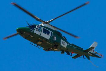 AG34 - Algeria - Gendarmerie Agusta / Agusta-Bell A 109LUH