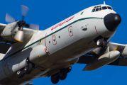 7T-VHL - Air Algerie Lockheed L-100 Hercules aircraft
