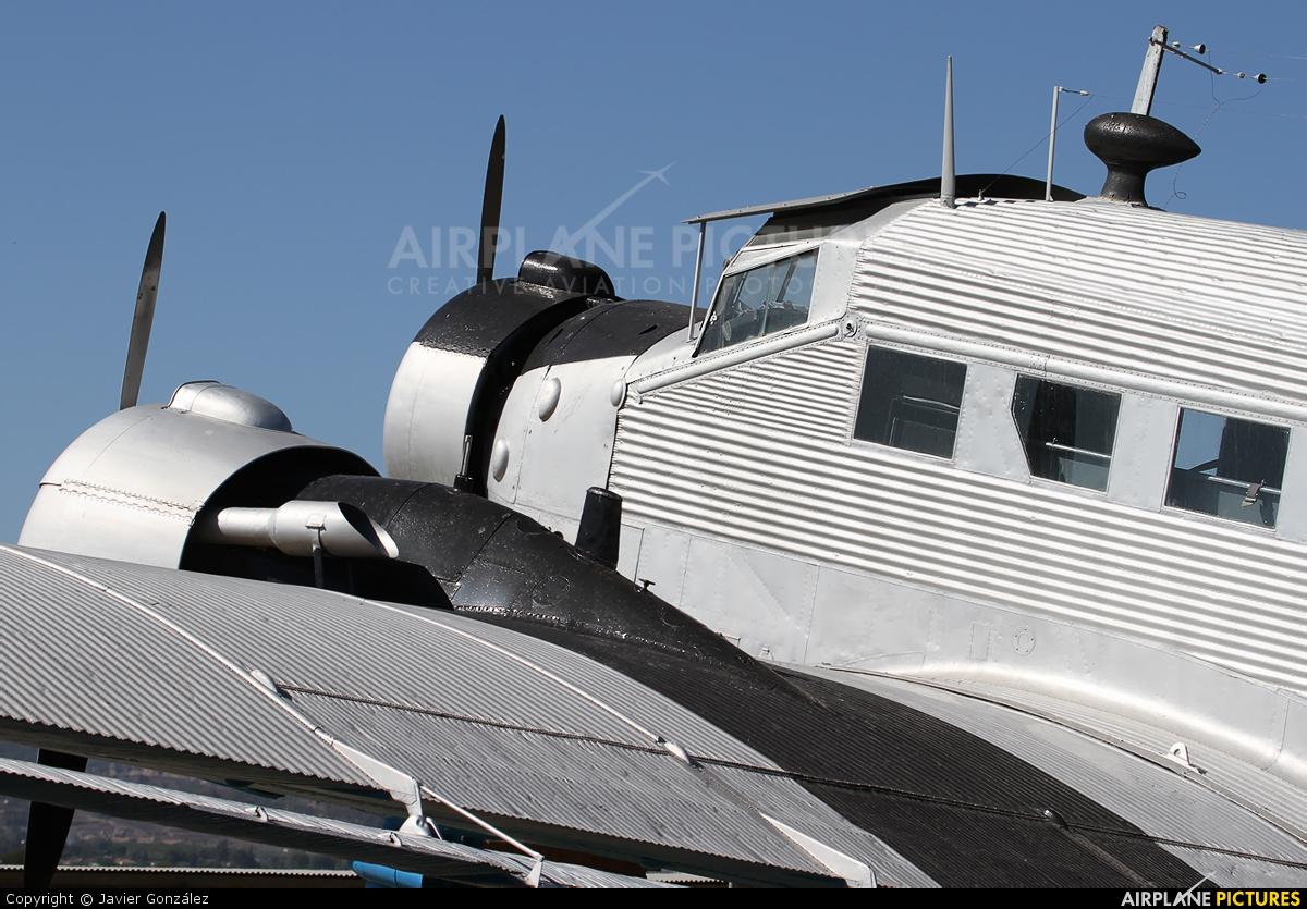 Spain - Air Force T.2B-181 aircraft at Alcantarilla
