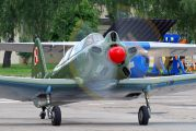 SP-YYY - Polish Eagles Foundation Yakovlev Yak-18 aircraft