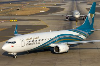 A4O-BP - Oman Air Boeing 737-800