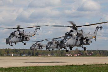 56 - Russia - Air Force Mil Mi-35