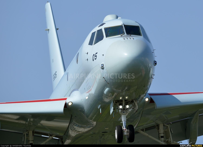 Japan - Maritime Self-Defense Force 5505 aircraft at Atsugi AB