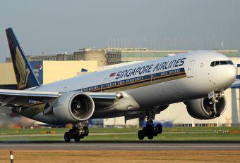 9V-SWW - Singapore Airlines Boeing 777-300ER