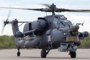 06 - Russia - Air Force Mil Mi-28 aircraft