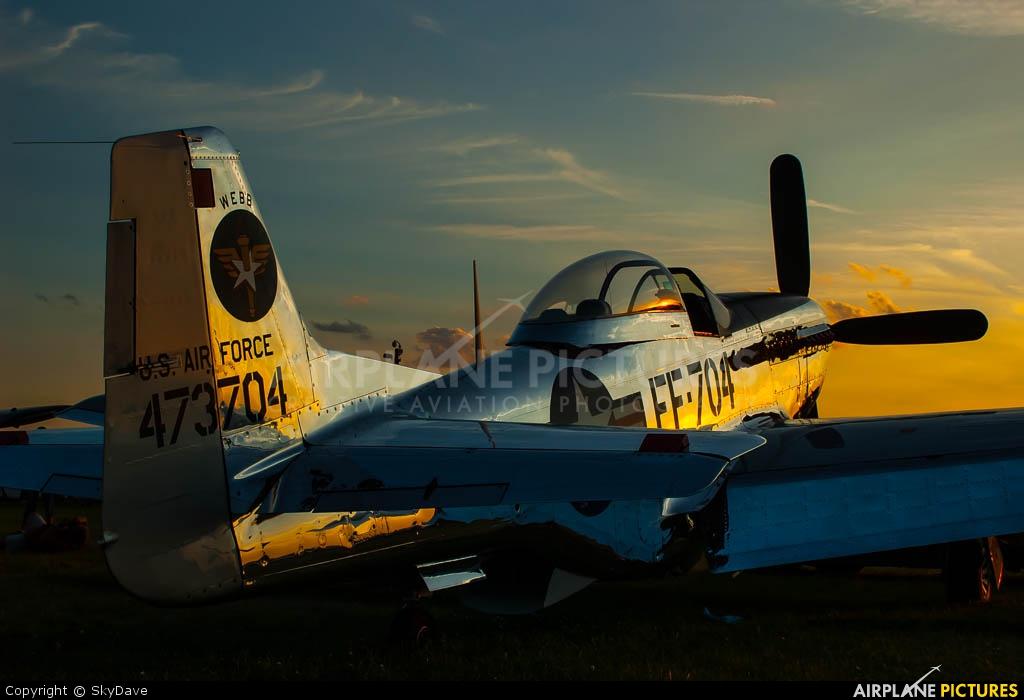 Private N6168C aircraft at Oshkosh - Wittman Regional