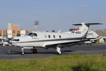 PP-ARO - Private Pilatus PC-12