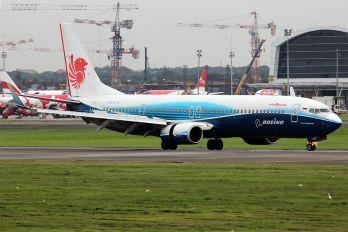 PK-LGF - Lion Airlines Boeing 737-900ER