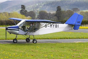 G-MYBI - Private Rans S-6, 6S / 6ES Coyote II