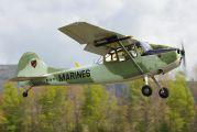 N134TT - Private Cessna L-19/O-1 Bird Dog aircraft