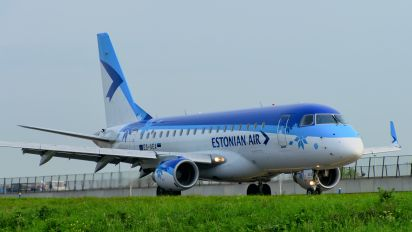 ES-AEA - Estonian Air Embraer ERJ-170 (170-100)