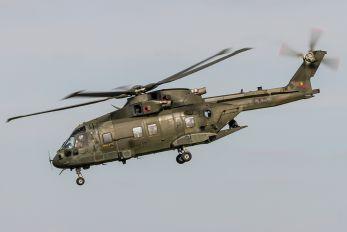 ZJ131 - Royal Air Force Agusta Westland AW101 411 Merlin HC.3