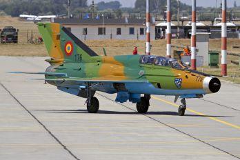176 - Romania - Air Force Mikoyan-Gurevich MiG-21 LanceR B