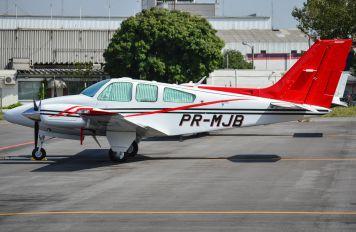 PR-MJB - Private Beechcraft 55 Baron