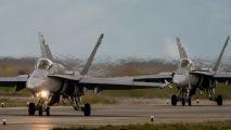 - - USA - Marine Corps McDonnell Douglas F/A-18C Hornet aircraft