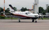 PR-HTM -  Socata TBM 850 aircraft