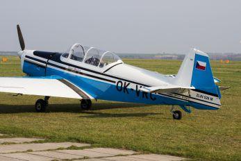 OK-VRC - Private Zlín Aircraft Z-526