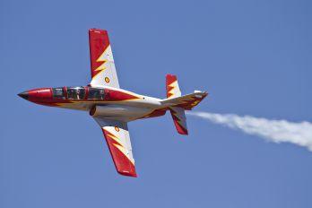 E.25-06 - Spain - Air Force : Patrulla Aguila Casa C-101EB Aviojet