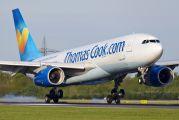 G-OMYT - Thomas Cook Airbus A330-200 aircraft