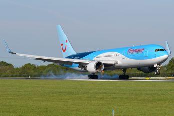 G-OBYG - Thomson/Thomsonfly Boeing 767-300ER