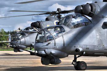- - Russia - Air Force Mil Mi-35