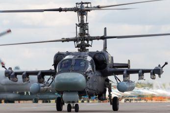97 - Russia - Air Force Kamov Ka-52 Alligator