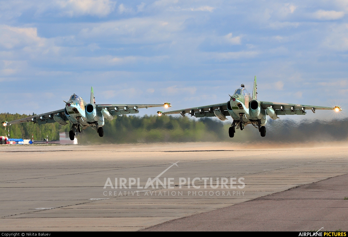 Russia - Air Force 92 aircraft at Kubinka
