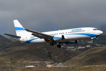 SP-ENH - Enter Air Boeing 737-400