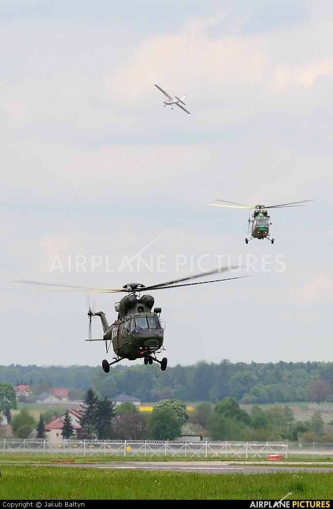Poland - Air Force 0520 aircraft at Świdnik