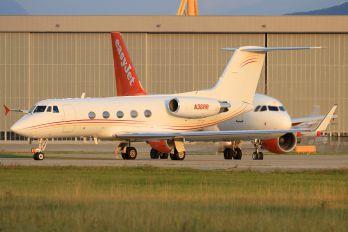 N36RR - Private Gulfstream Aerospace G-II