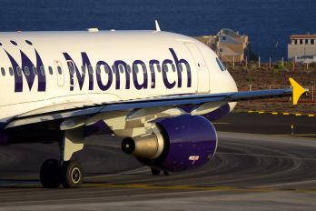 G-ZBAH - Monarch Airlines Airbus A320