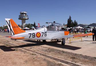 E.26-29 - Spain - Air Force Enaer T-35A Pillan