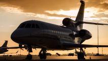 N416KC - Private Dassault Falcon 900 series aircraft