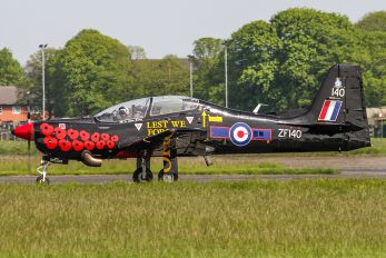 ZF140 - Royal Air Force Short 312 Tucano T.1