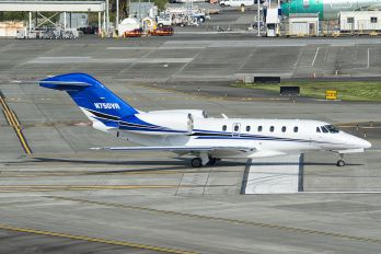 N750VR - Private Cessna 750 Citation X