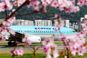 HL7565 - Korean Air Boeing 737-800