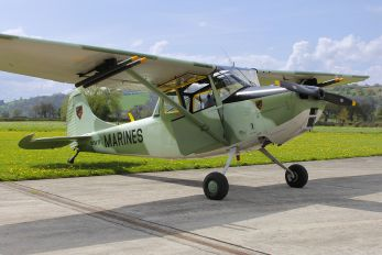 N134TT - Private Cessna L-19/O-1 Bird Dog