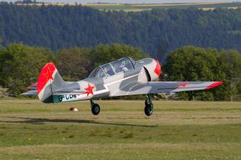 G-CBVT - Private Yakovlev Yak-52