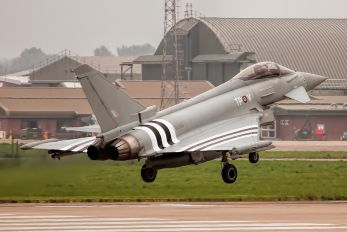 ZK308 - Royal Air Force Eurofighter Typhoon FGR.4