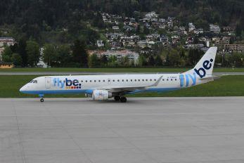 G-FBEH - Flybe Embraer ERJ-195 (190-200)