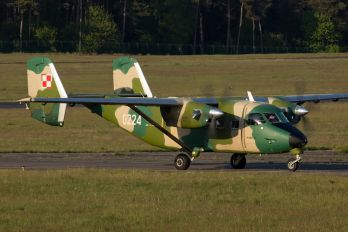0224 - Poland - Air Force PZL M-28 Bryza