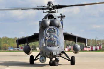 - - Russia - Air Force Mil Mi-35