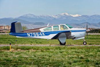 N7984K - Private Beechcraft 35 Bonanza V series