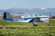 N7984K - Private Beechcraft 35 Bonanza V series aircraft