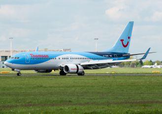 G-TAWL - Thomson/Thomsonfly Boeing 737-800