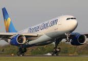 G-CHTZ - Thomas Cook Airbus A330-200 aircraft